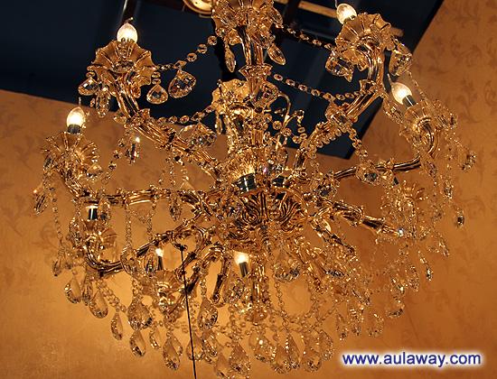 Люстры, лампы, светильники из Китая
