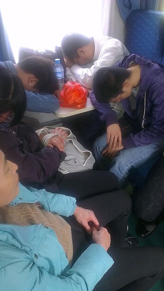 Китайские электрички.