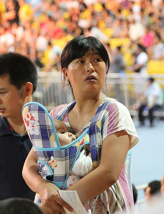 Бои в Китае