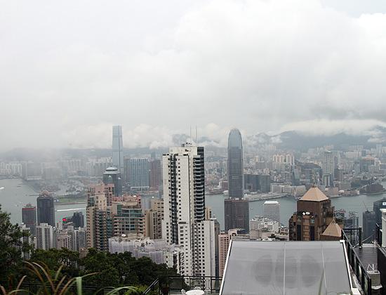 Достопримечательности Гонконга.