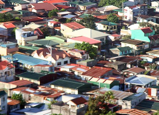 Филиппины. Манила с высоты.