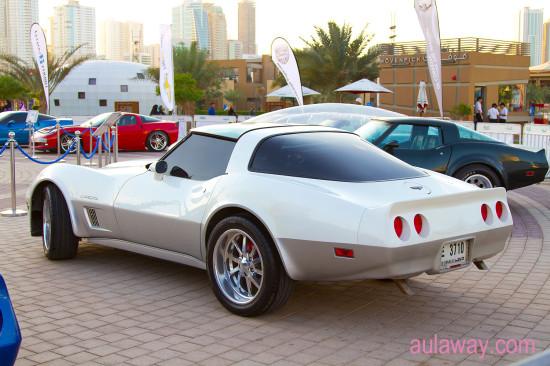 Машины в арабских эмиратах
