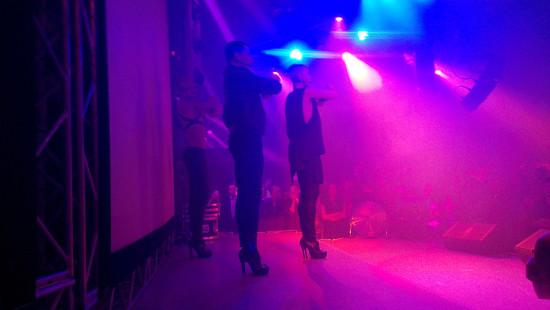 KAZAKY в Минске. Выступление в клубе Дозари