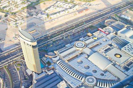 Бурж-Халиф. Арабские Эмираты.