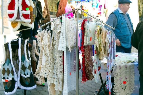 Ярмарка-выставка индийских товаров.